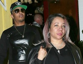"Tiny Reveals that T.I. Was the one that Left Her and She Wants him Back During a ""Live"" rant. (VIDEO)"