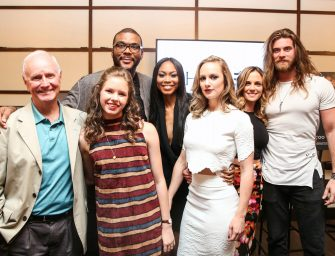 """In Defense of The All White Leads in His Newest Drama, Tyler Perry says, """"We all Got the Same Dramas. So I'm not Seeing Color As Much"""".  Really?"""