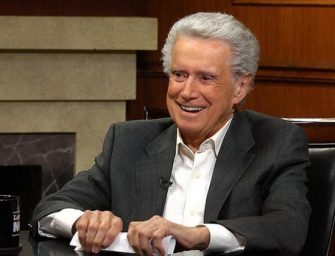 Regis Philbin Just Dropped A Bombshell, Claims Kelly Ripa Hasn't Talked To Him Since He Left The Show! (VIDEO)