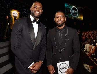 NBA Star Kyrie Irving Gets Blasted After Saying He Believes The World Is Flat, LeBron James Offers Him Some Support
