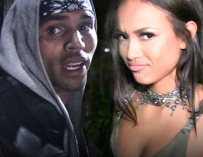 SHOCKING UPDATE: Karrueche Tran Files A Restraining Order Against Chris Brown & WE HAVE A COPY! Scary Stomach Punching Abuse Details Inside! (Receipts)