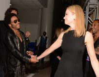 Say Whaaat? Nicole Kidman Reveals She Was Secretly Engaged To Lenny Kravitz Before Meeting Keith Urban