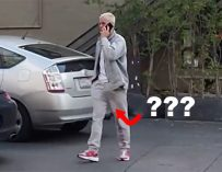 Did Justin Bieber Really Pee His Pants? Check Out The Photo And His Response Inside!