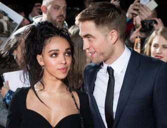 The Swirl Is Still Going Strong: Robert Pattinson And FKA Twigs Put Split Rumors To Bed During Rare Public Appearance