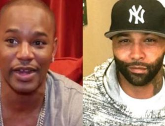 Cam is not DRAKE.  After Joe Budden's Fires Shots at Cam'ron, Cam disrespects Joe and His Girl and Budden Quickly Backs down.