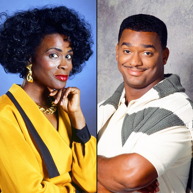 She's Running Her Mouth Again: The Original Aunt Viv From 'Fresh Prince of Bel-Air' Calls Alfonso Ribeiro A Media Hoe
