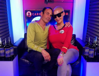 Amber Rose Says She Ain't Messin' With Athletes Anymore Because They Are Too Stupid For Her (AUDIO)