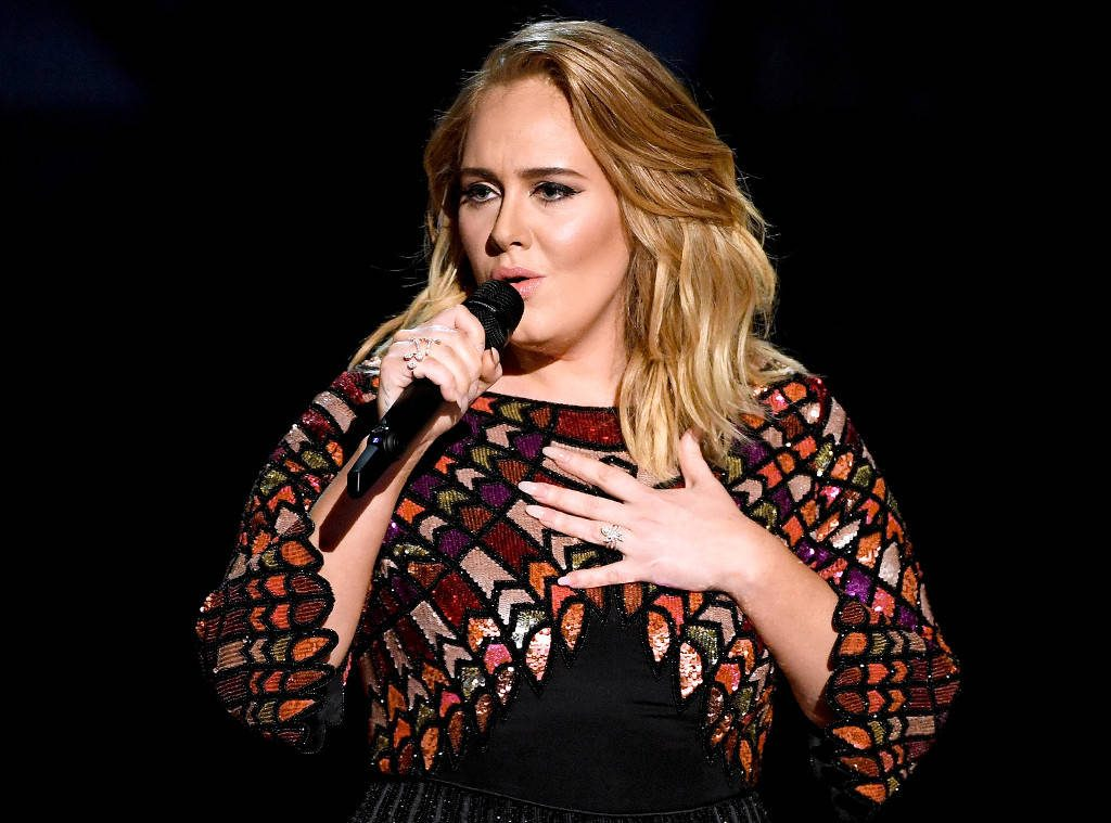 We Got Video Of Adele Berating Security Guard During Her Melbourne Concert, Find Out What Started The Drama Inside!