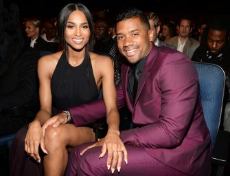 Is Ciara's Best Friend Getting A Little Too Close To Russell Wilson? The Internet Certainly Thinks So After She Takes A Seat On His Lap!