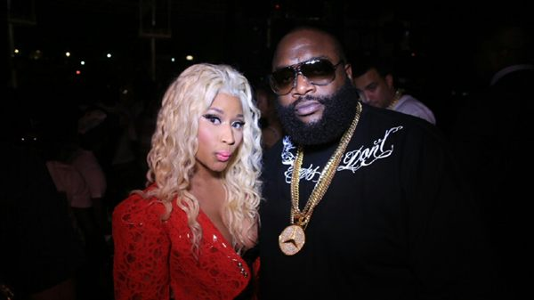 Everyone Going After Nicki! Rick Ross Shades Nicki Minaj In New Diss Track, Claims He Warned Meek Mill About Her! (AUDIO)
