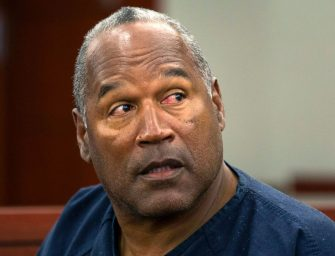 O.J. Simpson Reality Show? It's Possible, He's Being Released From Prison This Year, And Producers Are Itching To Sign Him!
