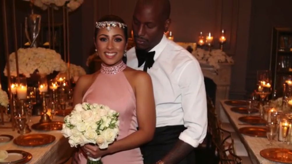 tyrese Married 5