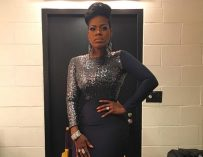 American Idol's Fantasia Barrino Cancels Concert After Suffering Second-Degree Burns On Her Arm (PHOTO)