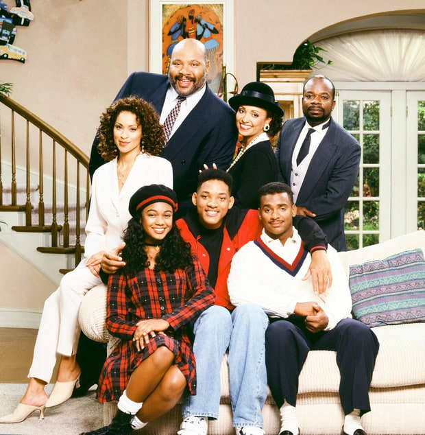 Still As Fresh As Ever: Will Smith Reunites With 'Fresh Prince of Bel-Air' Co-Stars, Check Out The Awesome Reunion Photo Inside!