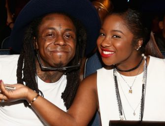 Toya Wright & Lil Wayne's Daughter Reginae Gets into 2nd Incident Caught on Film in the Last 2 Weeks.  Are Students Really this Jealous??  It Ain't  Easy When your Father is Weezy (3 VIDEOS)