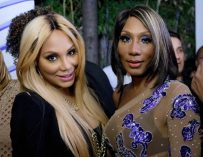 SAVAGE FAMILY VALUES! Tamar Braxton Opens Up About her Miscarriage and Towanda Takes to Social Media, Tells Fans Tamar is lying And Confirms Vince Abuse Rumors!  (VIDEO CLIP & TWEETS)