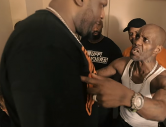 "Insane Backstage Footage Shows An Aging DMX; It Appears He's Losing his Speech and Motor Skills.  He's Quickly Becoming Hip Hops Ozzy Osbourne (NO NOT ""X"" VIDEO INSIDE)"
