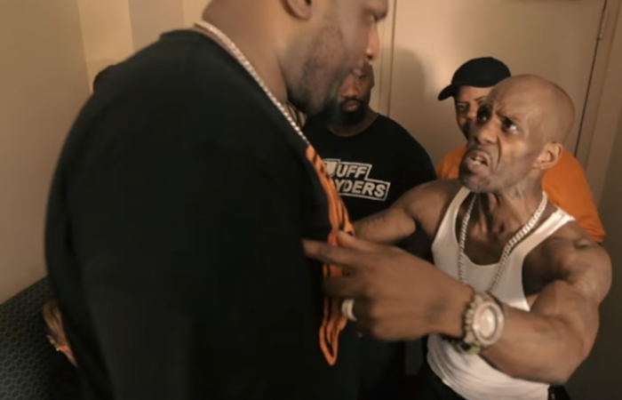 """Insane Backstage Footage Shows An Aging DMX; It Appears He's Losing his Speech and Motor Skills.  He's Quickly Becoming Hip Hops Ozzy Osbourne (NO NOT """"X"""" VIDEO INSIDE)"""