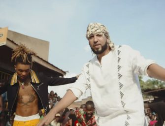 "French Montana's Drops Uganda Filmed Video for ""Unforgettable"".  The Track is Fire and Now he has the Video to Match!"