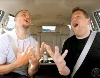 NBA Balla' Stephen Curry Shows Off A Completely Different Side While Singing Disney Songs During Carpool Karaoke With James Corden! (VIDEO)