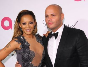 Shocking Court Documents Reveal Mel B's Horribly Abusive Relationship, Including Getting Beat For Working with Usher!  Watch Her Husband's Reaction When Confronted by the Allegations (GUILTY AF VIDEO)