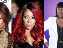"Roast Beef?  K. Michelle Blasts Loni Love and Angela Yee after Angela's Appearance on ""The Real"".  Loni Tries her Best to Laugh it off but it has to Hurt  (Tweets)"