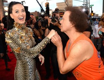 REPORT: Richard Simmons Is Currently In The Hospital For Severe Indigestion…Seriously!