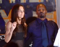 Oh Snap! New Report Claims Katie Holmes And Jamie Foxx Are Done Hiding, Ready To Go Public With Their Relationship!