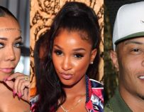 "OUCH!  Tiny Goes on the Defense and Bernice Burgos Refers to ""That Biggie Verse"" as Social Media War Over TI Reaches new Heights (Video and Posts)"