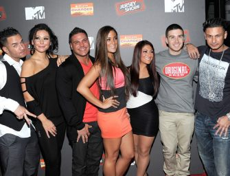 A Jersey Shore Reunion? It Could Happen, JWoww, Vinny and Sammi Are Totally Down, And They Already Have A Great Idea For It!