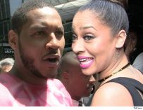 Carmelo Anthony And La La Anthony's Impending Divorce, Over $200 Million On The Table…Prenup In Play!