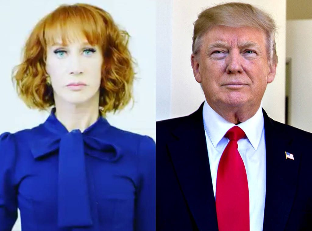 Did Kathy Griffin Go Too Far With Her Donald Trump Beheading Video? Find Out What She Told Her Fans After Receiving All Kinds Of Hate For It  (GRAPHIC VIDEO)