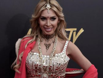 Farrah Abraham Posts Photo Of Her Daughter On Instagram, And Then Gets Dragged To Hell For It! Read Some Of The Nasty Comments Inside