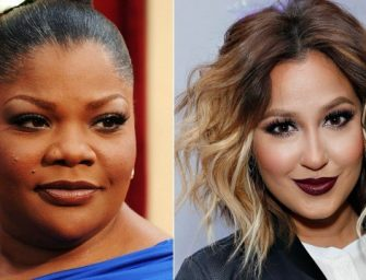 NO! SHE WASN'T READY!  Adrienne Bailon From The Real Takes on Mo'Nique Despite The Warning From Other Co-Hosts and Mo'Nique Claps Back!  (VIDEO)