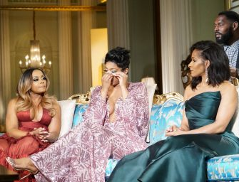 Phaedra Parks Will NOT Be Returning To 'The Real Housewives of Atlanta' After Shocking Reunion!