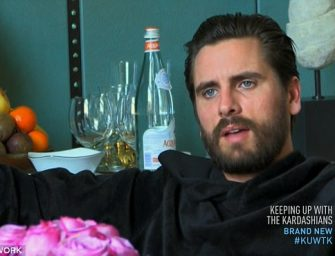 Scott Disick Is Still Drinking Way Too Much, Friends Say He Needs To Make A Return To Rehab!