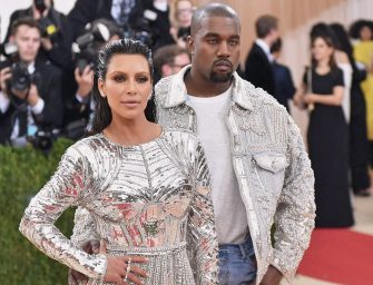 Kim Kardashian Will Be Flying Solo At 2017 Met Gala, Kanye West Will NOT Be Attending! Is There Trouble In Paradise?