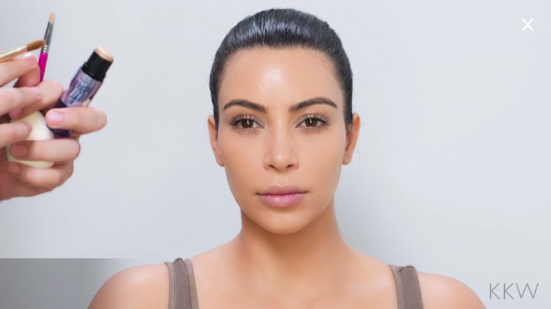How Much!? Just When You Thought Kim K. Was Washed Up, Sales of Her New Beauty Line Say Otherwise.  She Pulled In a Crazy Amount In Just a Few Hours!