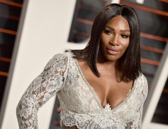 Serena Williams Slays, Shows Off Her Incredible Pregnant Body In Nude Photoshoot For Vanity Fair (NSFWISH Photos)