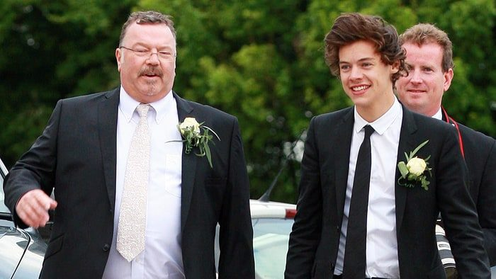 Harry Styles Suffers Great Loss, Stepfather Robin Twist Dies At The Age Of 57