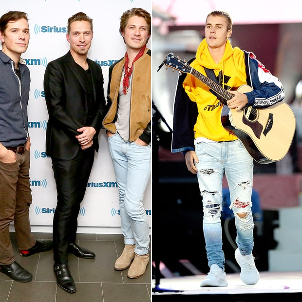 The Beef Is Out The Oven: Hanson Calls Justin Bieber's Music Chlamydia Of The Ear
