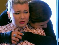 The 'Teen Mom OG' Season Finale Was CRAZY! Amber Portwood Punches An Elevator After Hearing Matt Baier's Polygraph Test Results! (VIDEO)