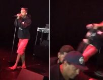 Sucker Punch From Hell: INSANE VIDEO Shows Rapper XXXTENTACION Getting Knocked Out Cold On Stage, AND THEN HE RELEASES A SONG ABOUT THE BRAWL! (VIDEO)