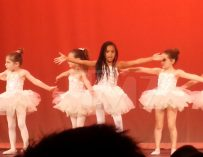 Video of Beyonce's Daughter Blue Ivy's Ballet Recital Hits the Internet.  Some Say She Stole the Show; But What About the Little Cutie Pie on the Right? (VIDEO)