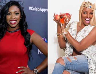 Shady Ladies!  Porsha Throws Shade at Nene and Nene Claps Back With Some Shade of Her Own.  Bravo Execs Ready to Cash In.   (VIDEO & POST)