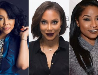 After T.I.'s Comments, Tamar Attempts to Reconcile with Tiny but Shades Toya Wright in the Process AND TOYA CLAPS BACK….HARD.  YIKES!!  (ALL THE POSTS)