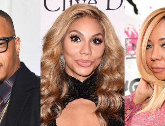 After TI and Tiny Vacation Together, Tamar Braxton Throws Shade at Tiny! OK, Then Who Else Is She Talking About!