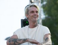 Is Aaron Carter Broke? The Singer Had Another Run-In With Cops Before His DUI Arrest Because He Couldn't Afford To Pay For New Tire