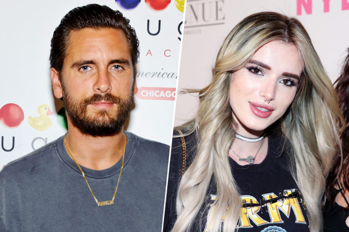 "The Bizarre Relationship Between Scott Disick And Bella Thorne Is Still Happening, Allegedly ""Pack On The PDA"" In New York City"
