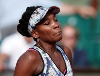 Venus Williams Breaks Down During Press Conference When Reporter Asks About The Deadly Crash She Caused (VIDEO)